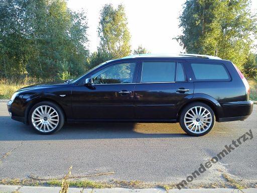 G 0 czarne drzwi lewy tył ford mondeo mk3 2006r