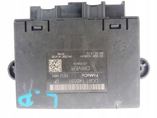 Dg9t 14b531 df moduł drzwi l przód ford mondeo mk5