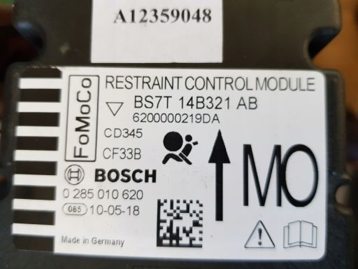 Bs7t 14b321 ab moduł poduszek ford mondeo mk4