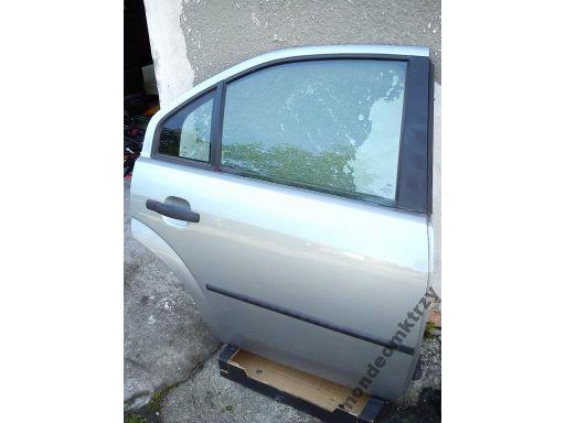 6 0 srebrne drzwi prawy tył ford mondeo mk3 sedan
