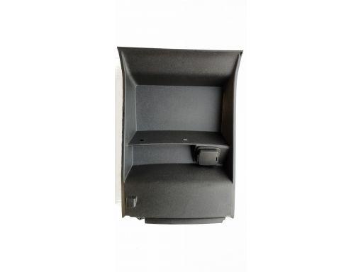 Osłona konsoli środkowej ford mondeo mk5 titanium