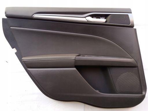 Boczek drzwi skóra lewy tył ford mondeo mk5 s-line
